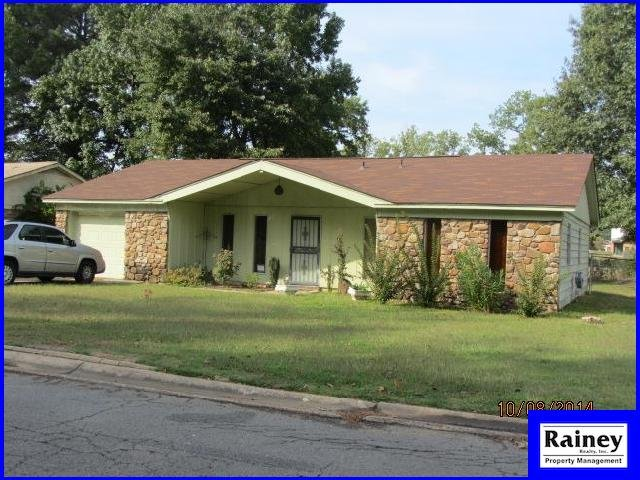 property_cover - House for rent in Little Rock, AR